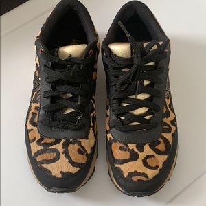 Sam Edelman sneakers animal print